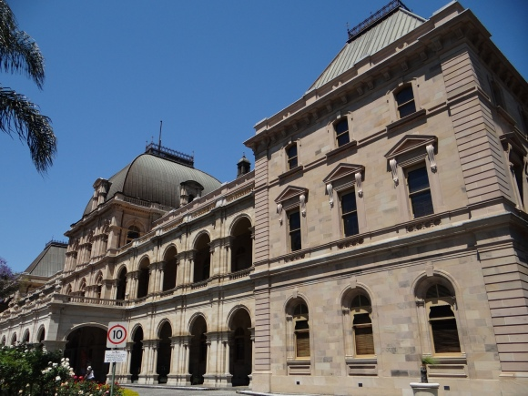 Queensland Parliament House  Photo ©Real-Media One Group Aaron Watson