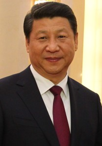 Chinese President: Xi JInping