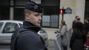 France Police VOA