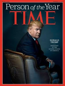 "Time's gives person of the year to those who have had the greatest influence on events ""for better or worse"""