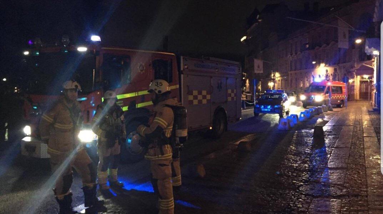 Sweden: Synagogue in Gothenburg attacked